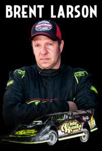 Driver Bio Photo LARSON