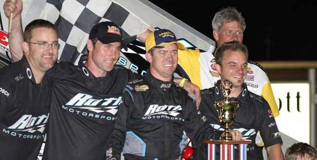 Belleville Bank Roll World Of Outlaws