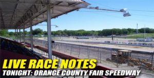 051912_SP_LIVE_RACE_NOTES