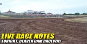 070712 SP LIVE RACE NOTES