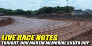 071712 SP LIVE RACE NOTES