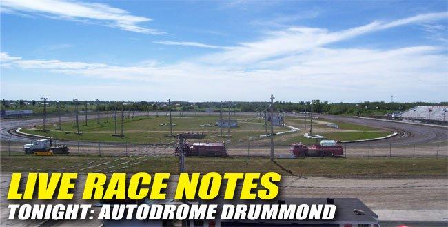 072812 SP LIVE RACE NOTES