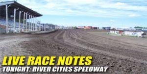 081712 SP LIVE RACE NOTES