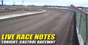 082412 SP LIVE RACE NOTES