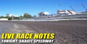 090112 SP LIVE RACE NOTES