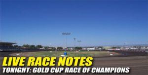 090612 SP LIVE RACE NOTES