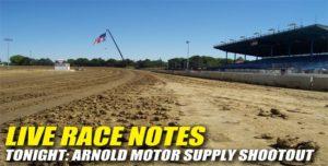 091412 SP LIVE RACE NOTES