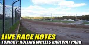 100612 SP LIVE RACE NOTES