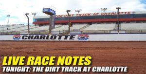 110112 SP LIVE RACE NOTES