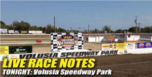 021613 SP LIVE RACE NOTES