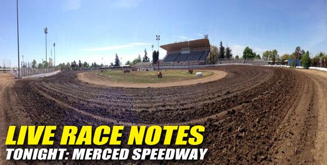 032913 SP LIVE RACE NOTES
