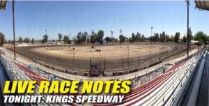 041213 SP LIVE RACE NOTES