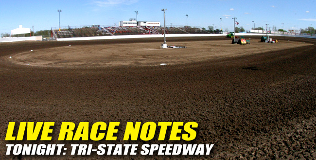 042013 SP LIVE RACE NOTES W