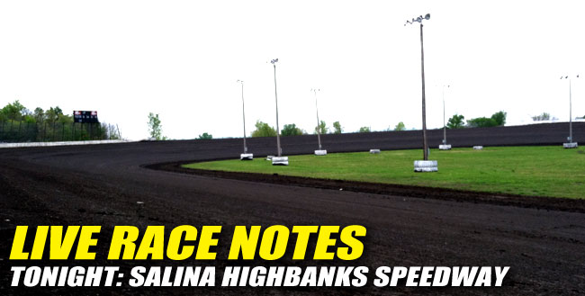042713 SP LIVE RACE NOTES