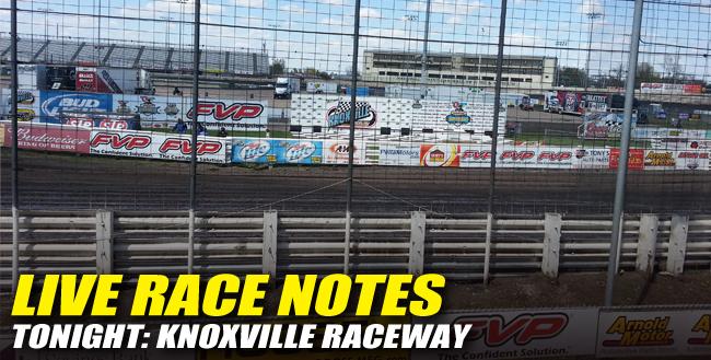 051113 SP LIVE RACE NOTES