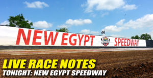 052113 SP LIVE RACE NOTES