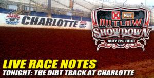 052413 SP LIVE RACE NOTES