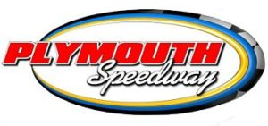 Plymouth Speedway logo 2011