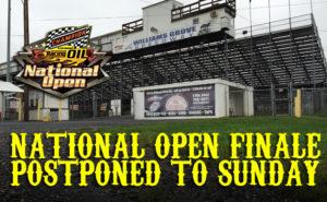 100315 National Open Postponed