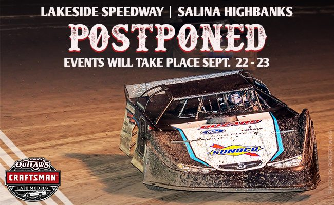 POSTPONED Lakeside Salina