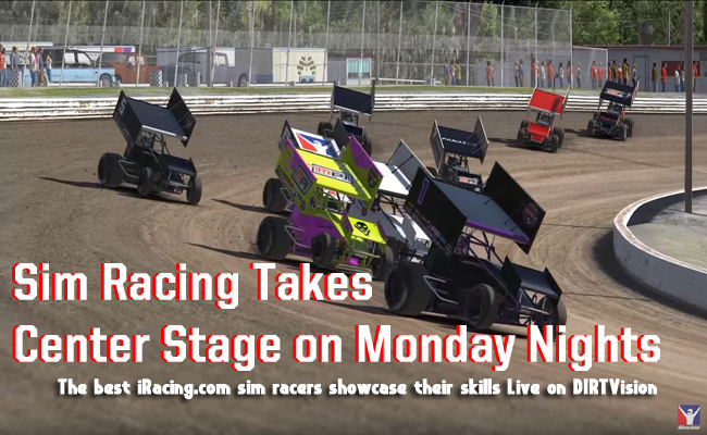 Sim Racing on DIRTVision | World of Outlaws