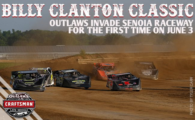 PreRace Senioa Raceway Billy Clanton Classic