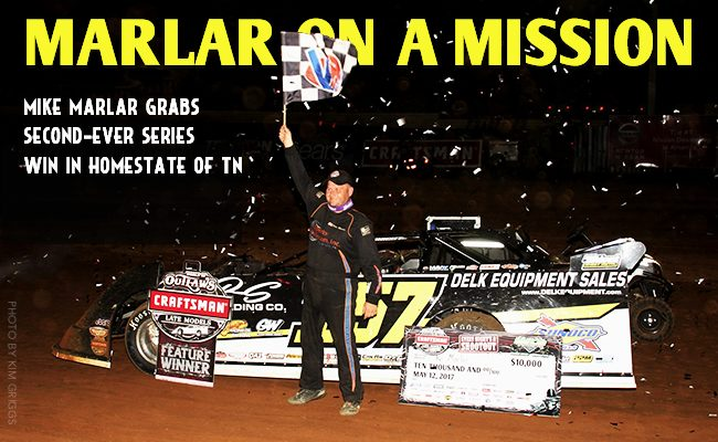 Mike Marlar On A Mission | World of Outlaws