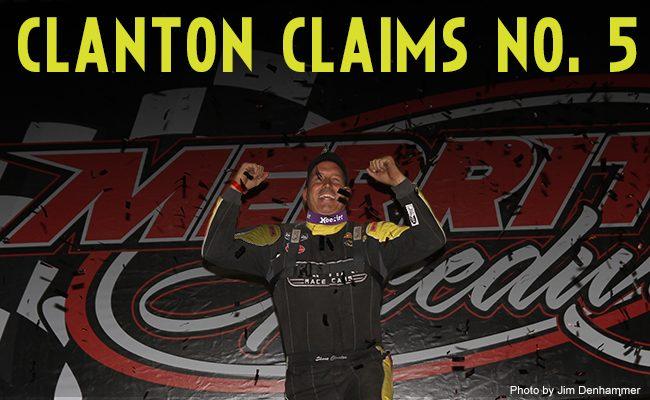 RACE REPORT Merritt