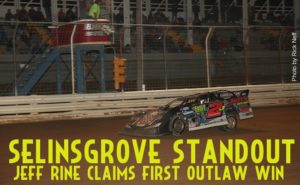 RACE REPORT Selinsgrove Standout