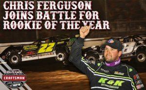10218 Chris Ferguson Rookie