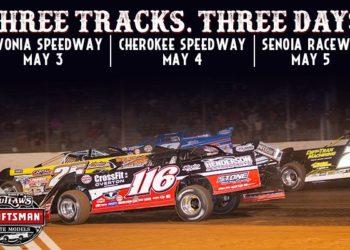 2018 LMS Pre Race Three Tracks Southern Swing