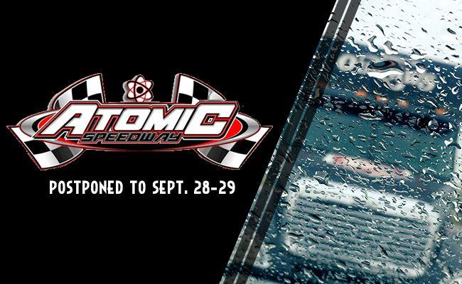 Postponed Atomic Speedway