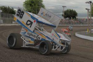 Tim Ryan - Sprint Car