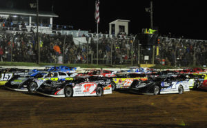 World of Outlaws Late Model Series at Duck River - Friday, April 8, 2016