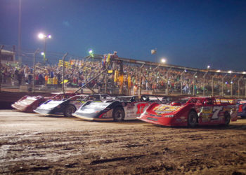Lernerville Speedway, Firecracker 100 Weekend