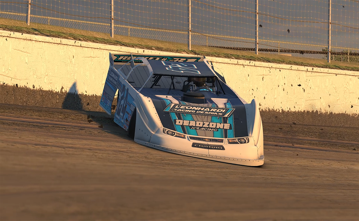 iRacing World of Outlaws Morton Buildings Late Model World