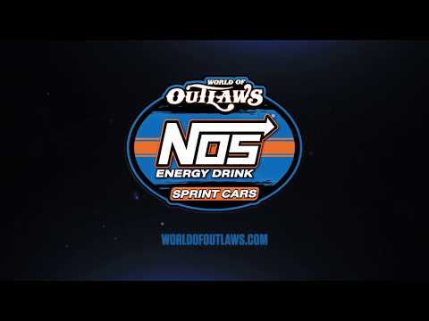NOS Energy Drink Steps it Up as World of Outlaws Sprint Car Series Title Sponsor