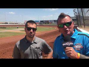 The Dirt Track at Charlotte   Track Spotlight feat. David Gravel