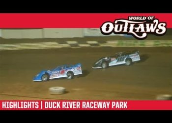 World of Outlaws Morton Buildings Late Models Duck River Raceway Park March 22, 2019   HIGHLIGHTS