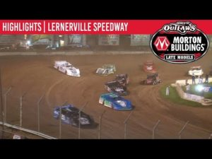 World of Outlaws Morton Buildings Late Models Lernerville Speedway June 21, 2019 | HIGHLIGHTS
