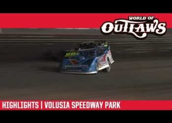 World of Outlaws Morton Buildings Late Models Volusia Speedway Park February 16, 2019 | HIGHLIGHTS