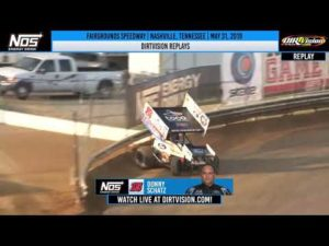 World of Outlaws NOS Energy Drink Sprint Cars Fairgrounds Speedway May 31, 2019 | DIRTVISION REPLAYS