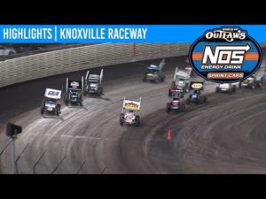 World of Outlaws NOS Energy Drink Sprint Cars Knoxville Raceway, June 14, 2019   HIGHLIGHTS