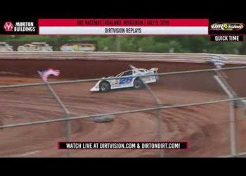 DIRTVISION REPLAYS | ABC Raceway July 9, 2019