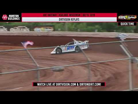 DIRTVISION REPLAYS | ABC Raceway July 9, 2019