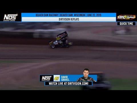DIRTVISION REPLAYS | Beaver Dam Raceway June 22, 2019