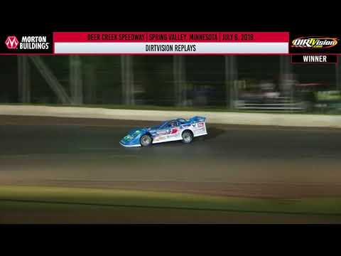 DIRTVISION REPLAYS | Deer Creek Speedway July 6, 2019
