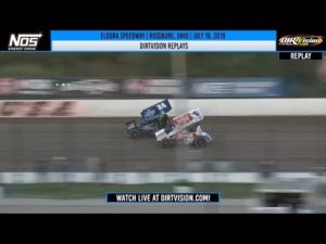 DIRTVISION REPLAYS | Eldora Speedway July 18th, 2019