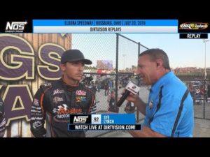 DIRTVISION REPLAYS | Eldora Speedway July 20th, 2019