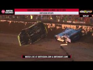 DIRTVISION REPLAYS   Fairbury Speedway July 27th, 2019